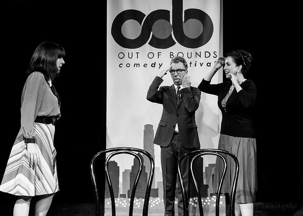 OOB 2016 Impro Theatre's Twilight Zone UnScripted 9/4/2016