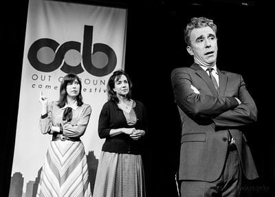 OOB 2016 Impro Theatre's Twilight Zone UnScripted 9/5/2016