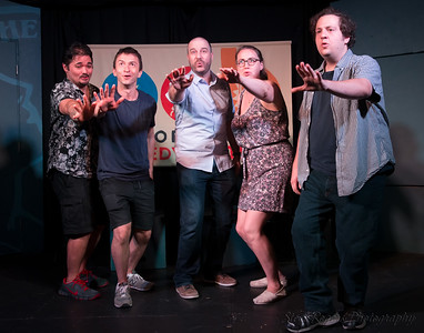 OOB 2016 Premiere: The Improvised Musical 9/1/2016