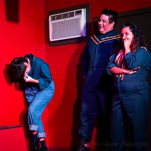 2018 OOB Latinauts: improvised telenovelas by Prima Doñas
