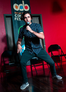 2018 Out of Bounds Comedy Festival; Isaac Garza, Host 9/1/2018