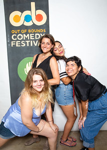2018 Out of Bounds Comedy Festiival Saturday Party 9/1/2018