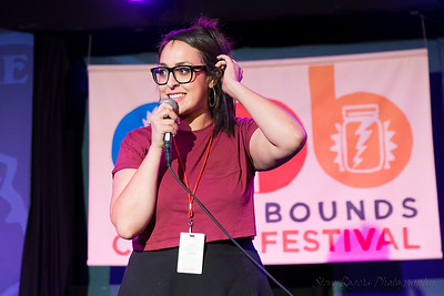 Out of Bounds Comedy Festival 2018