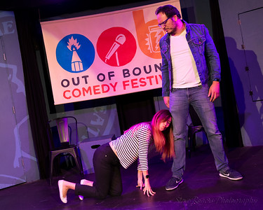 Out of Bounds 2018 Golden 8/28/2018