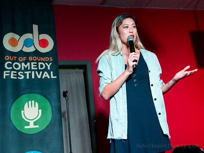 2018 Out of Bounds Comedy Festival - Teresa Lee 9/1/2018