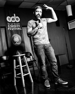 2018 Out of Bounds Comedy Festival - Jered McCorkle 9/1/2018