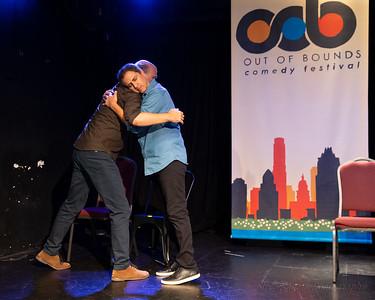 Out of Bounds 2019 Bob Dassie & Scott Adsit 8/31/2019
