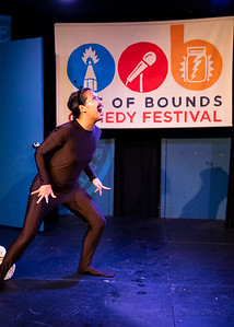 Out of Bounds 2019 Character Showcase 8/30/2019