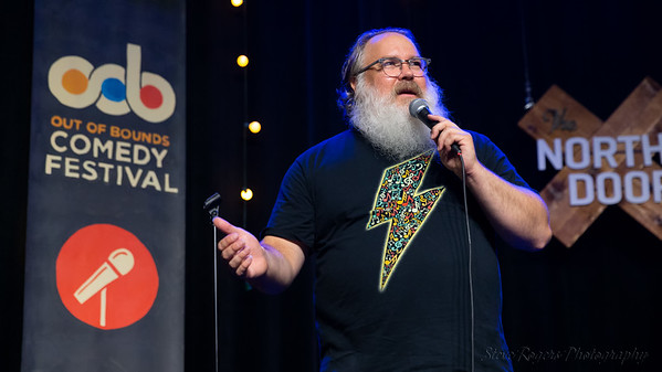 Out of Bounds 2019 Ian Aber— Standup 9/1/2019