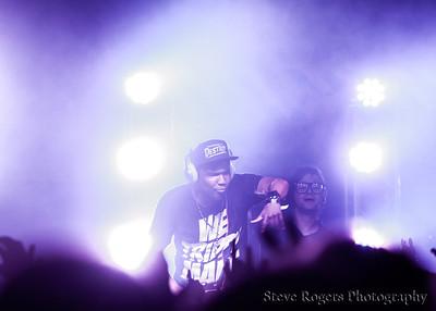 Skrillex performs at SXSW 2012