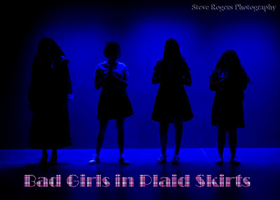 BAD GIRLS IN PLAID SKIRTS 3/29/2013