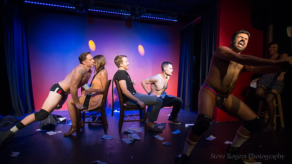 Hard-ish Bodies - Back Again Opening Night 11/4/2016