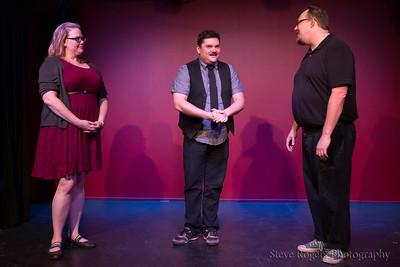 Austin Improv Monlogue Jam 4/4/2015
