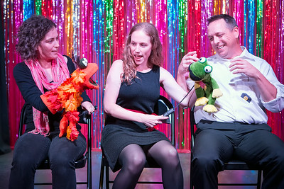 Batshyt Crazy - 8/22/2014 Live Rude Puppets