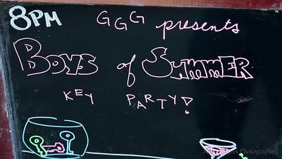 Boys of Summer Key Party Girls Girls Girls 6/10/2016