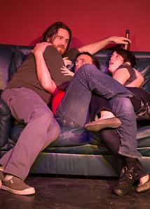 The Birthday Clusterfunk: Allen, Beeler, Buckman, and Madorsky 1/17/2013
