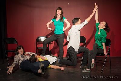 Comedy Dance Camp 12/19/14