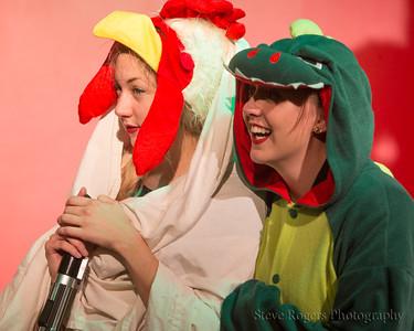 FUCK, IT'S CHRISTMAS - An Austin Sketch Show 12/4/2015