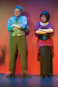 Grimm Noir - Cinderella and Little Miss Muffet 2/27/2015