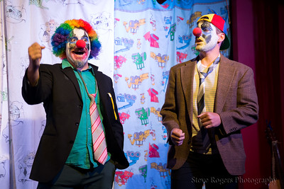 HAPPY FUN TOWN Opening Night 6/10/2016