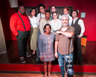 Immigrants, The Musical! Part Two 10/2/2018