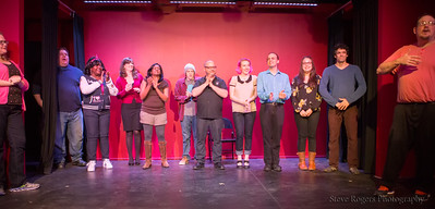 Monologue Jam 2/7/2015 The Institution Theater