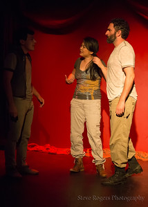 RISEN: Improvised Stories in World War Z 10/11/14