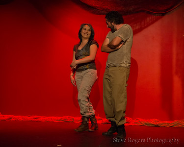 RISEN: Improvised Stories in World War Z 9/13/2014