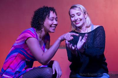 JUKEBOX MUSICAL PROJECT - Ladies Room