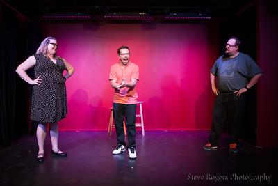 The Improv Monologue Jam 8/1/2015