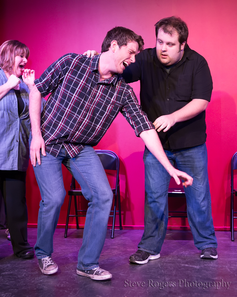 Improv 301: Group Connection and Play - The Instiitution Theater's Showcase Day