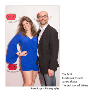 The 2014 Institution Theater Award Show: The 2nd Annual TITies!