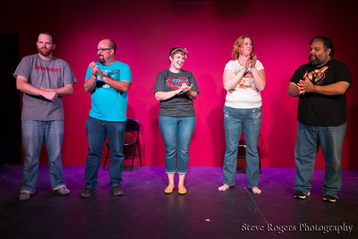 The First Ever Weight Loss & Improv Show!