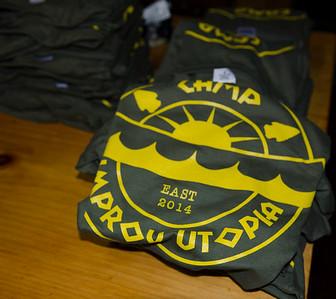 CampImprov Utopia East 2014