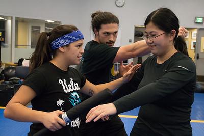 Improvised Weapons Martial Arts Seminar