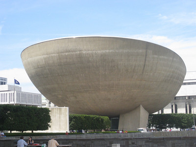 The Egg - Empire State Plaza - Albany, NY