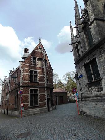 Mechelen & Sci-Fi Convention