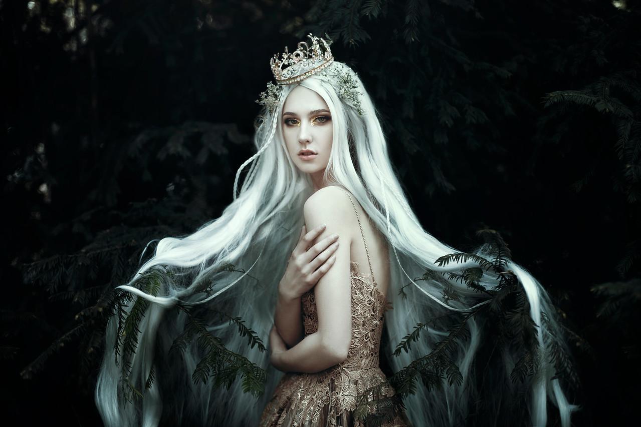 The forgotten Queen...