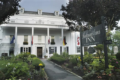 View of the inn from their website.