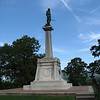 Look for this monument in the northeast corner of the parade ground area.