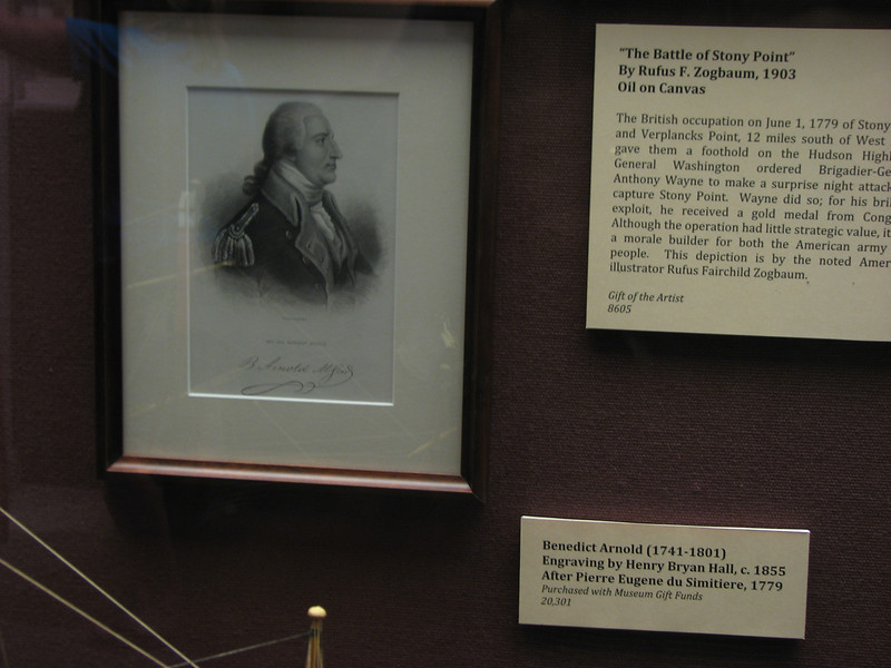 Picture of Benedict Arnold