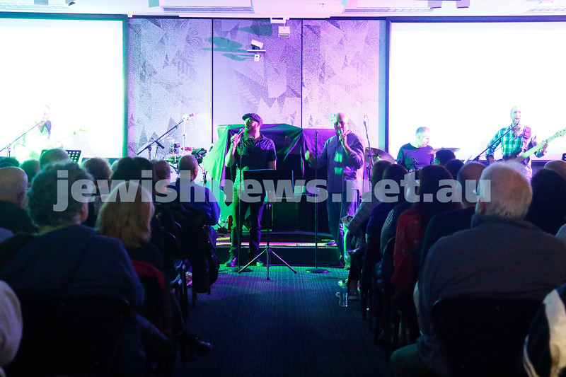 9-6-18. Limmud Oz 2018. One Trick Pony: Paul Simon in the 70s. Photo: Peter Haskin