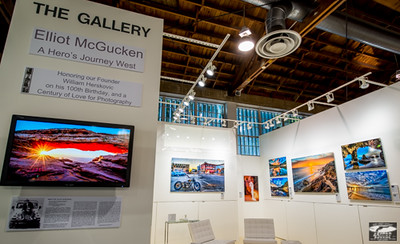 Nikon D800E Photos of Dr. Elliot McGucken's Fine Art Los Angeles Gallery Show!  Nikon D800E Fine Art Landscapes, Seascapes, and More!