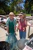 Rotary Club of Ventura members enjoy their July 2011 Summer Picnic.