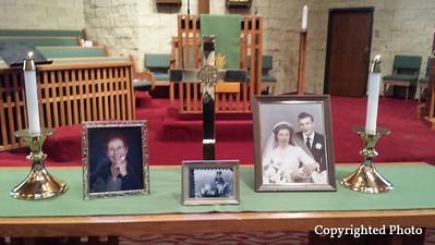 Memorial Service-Photos
