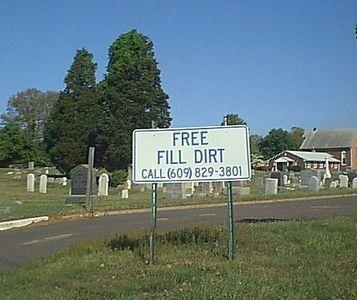 Free Fill Dirt