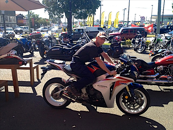 Mark - The Motorbike Era