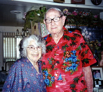 Jim and Lillian became best friends after my grandmother passed away.