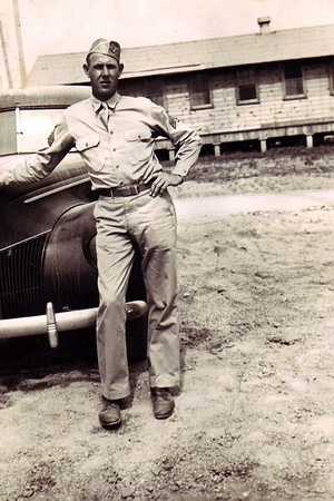 1940's Jim served in the Army as a tank mechanic and fought in the Pacific Theater.