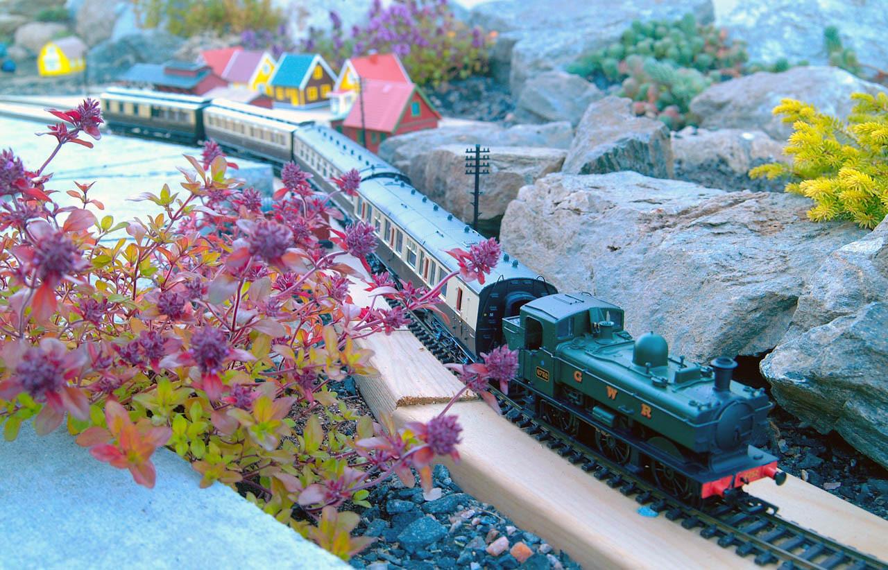 Articus Garden Railway HO Phil Halfpenny